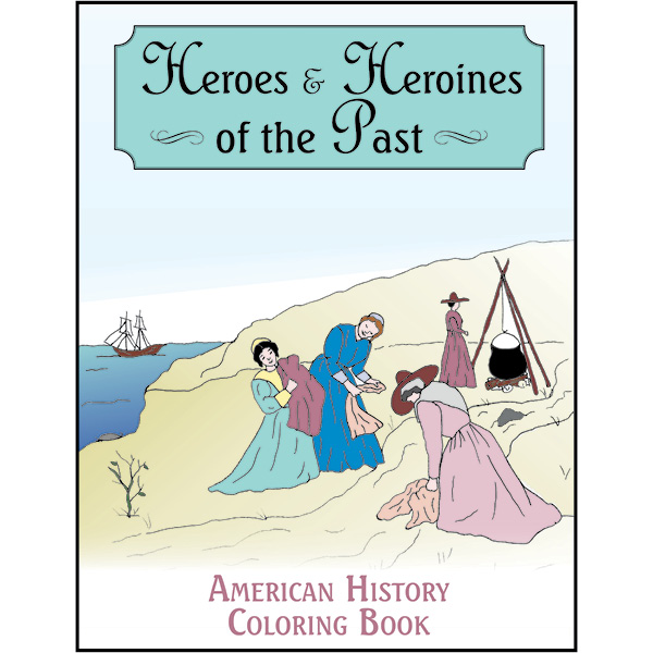 Coloring Book American History
