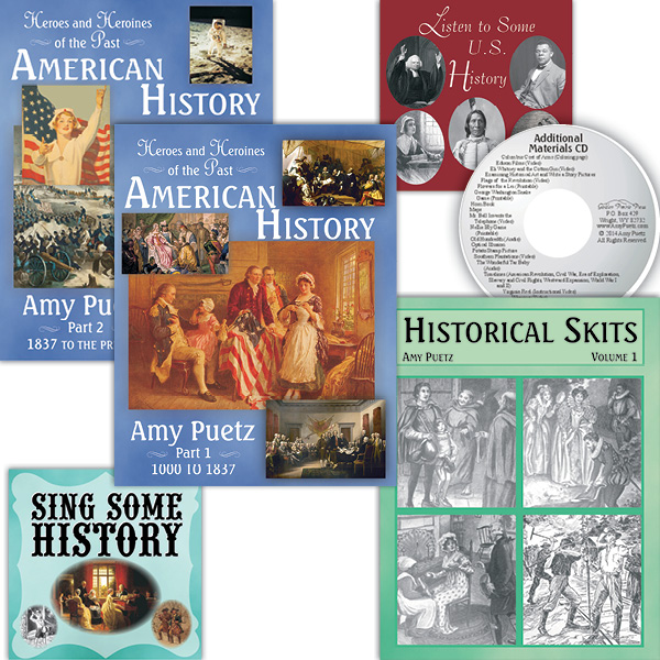 American History Curr. Pack